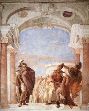 River Styx Greek Mythology Achilles