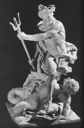 Poseidon and athena love story