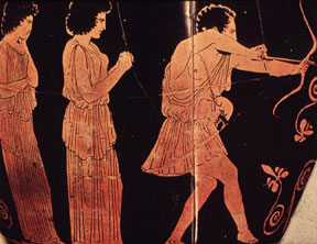 the suitors demise and odysseus's revenge It was 20 years since odysseus had left his palace, but still his wife penelope had some hope he would return, though most believed him dead  penelope's suitors james davidson.