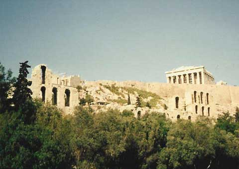 architecture and building in ancient greece
