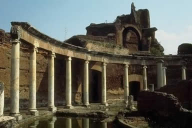 Ancient rome pictures houses