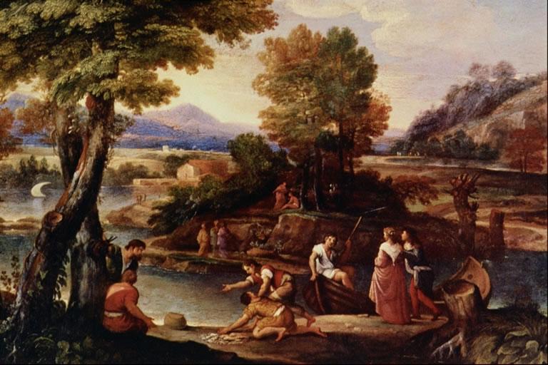 Famous Landscape Paintings