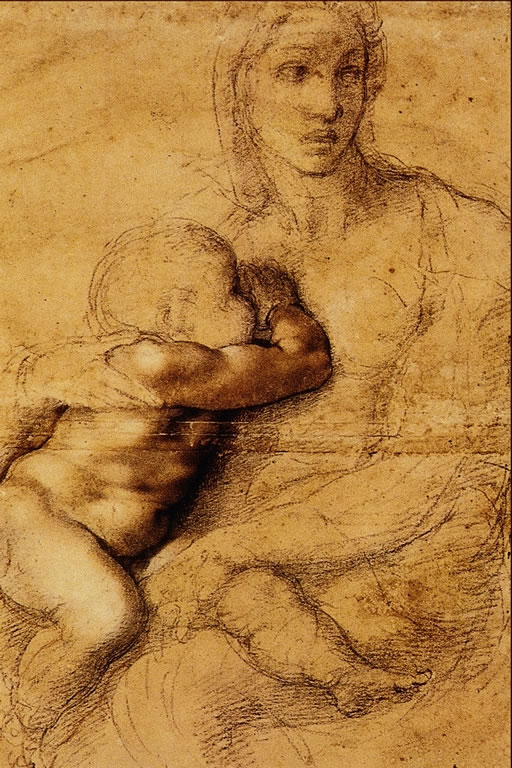 an analysis of the art style of michelangelo buonaroti an italian artist