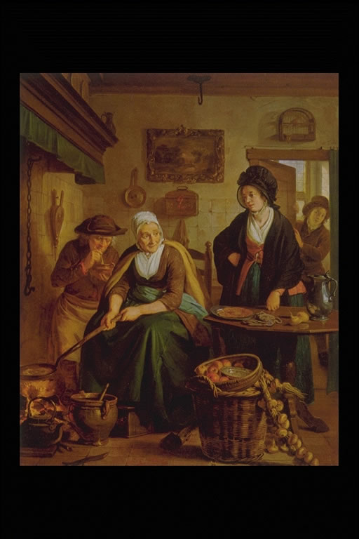 Paintings of the dutch masters