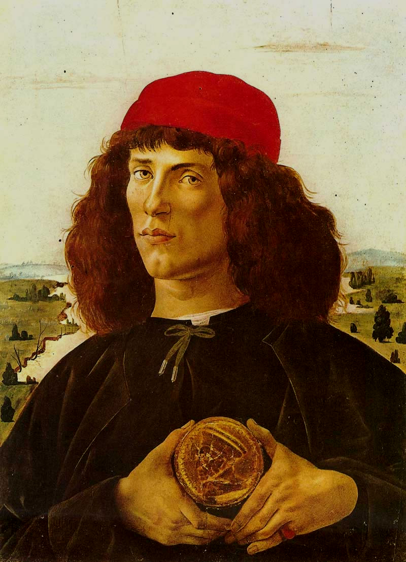 a biography of sandro boticelli Sandro botticelli, 1445-1510 ○ botticelli started his career as a goldsmith  he  spent all his life in florence except for one year spent in rome painting frescoes .