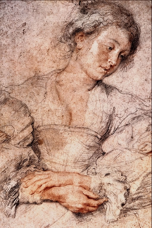 Rubens Figure Drawings The gallery for -->...