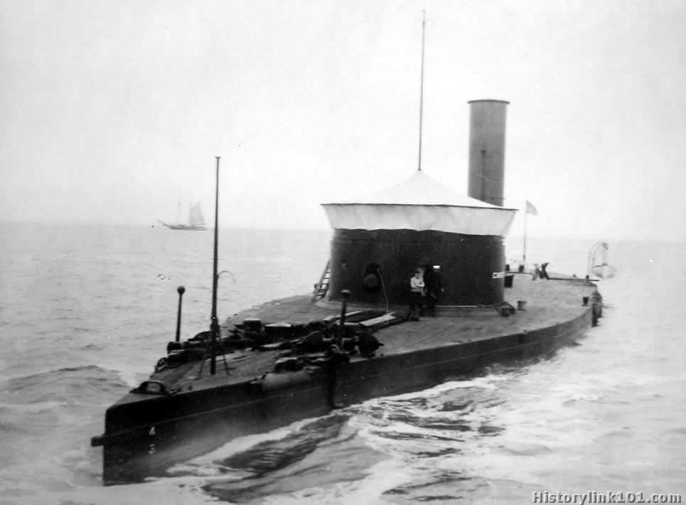 the history of ironclads of the civil war The american civil war (1861–1865) was a civil war in the united states of america  this was the first time in world history that two ironclads fought each other.
