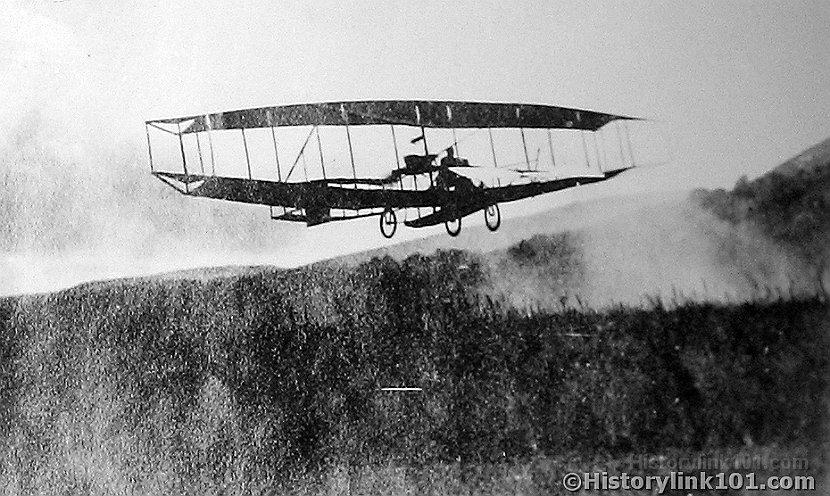 June Bug Curtiss In Flight