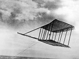 Vibrator Alternately, Wright brothers the fist plane