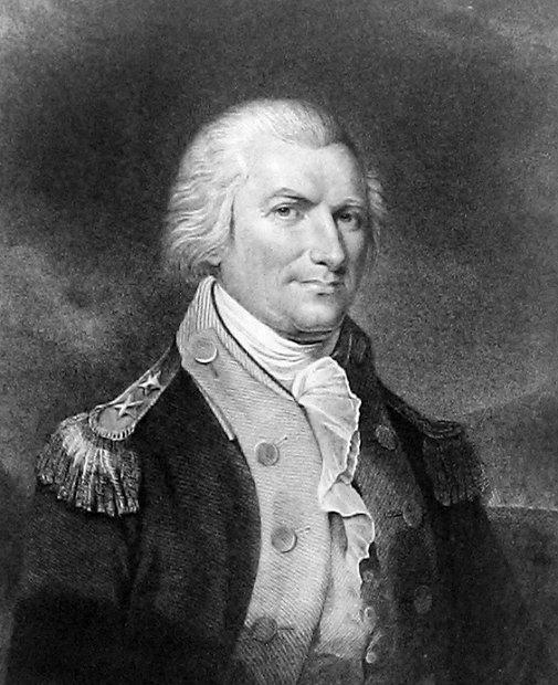 Maj Gen Arthur St Clair