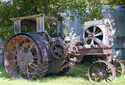 Oldest Antique Tractors : Tractor old