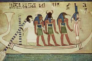 Transportation in Ancient Egypt