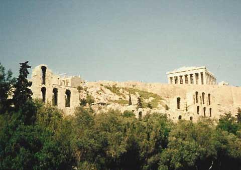 Greek Pictures Acropolis