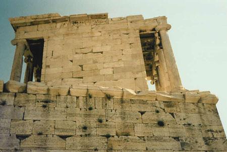 the temple of athena nike essay