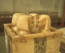 Ancient Egyptian Mummification Process