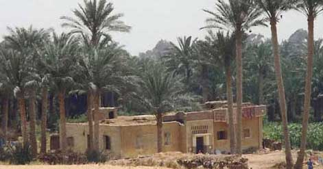 housing in ancient egypt