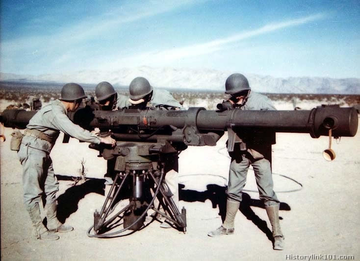 Color pictures world war ii artillery royalty free