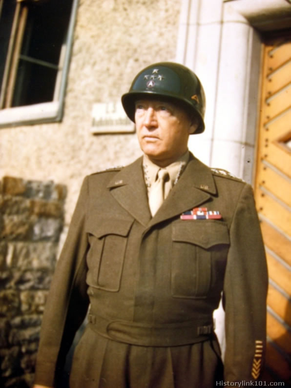 general george s patton jr 2 essay Killing patton: the strange death and essay topics tells the story of general george s patton jr's ambiguous death shortly after contributing to an ally.