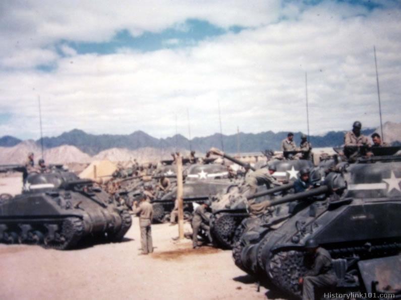 La Segunda Guerra Mundial a color - Tanques