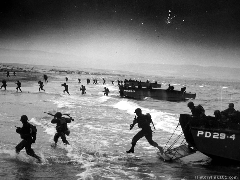 Royalty Free Picture of D-Day   D Day