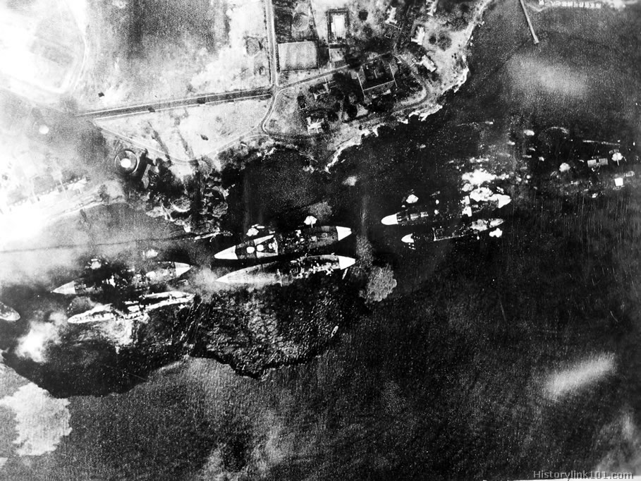 research paper on pearl harbor attacks The attack by 7:55am japanese planes filled the sky over pearl harbor the first wave consisted of a flight of japanese bombers armed with shallow-running torpedoes.
